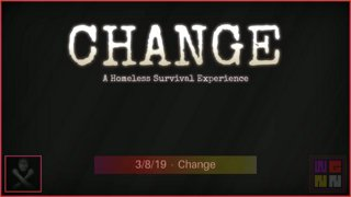 WGNN - Change: A Homeless Survival Experience 3/8/19 (DamianKnightLiveinHD)
