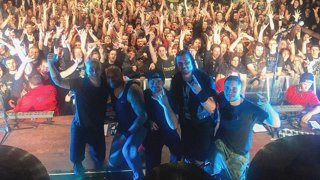 Trivium - Live in Edmonton, Canada (25.10.2018) I Full Set Feat. Howard Jones, Jared Dines and Johannes Eckerström