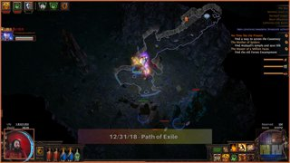 WGNN - Path of Exile 12/31/18 (LegendaryNeurotoxin)