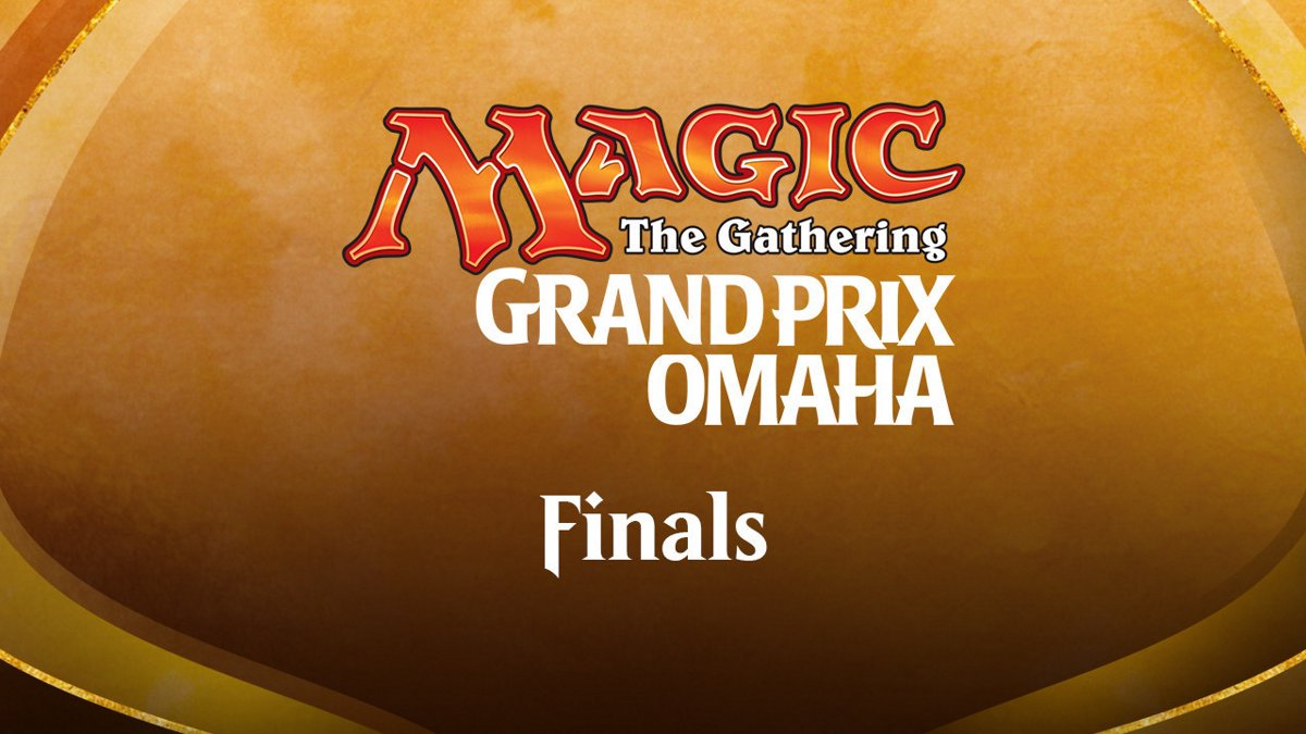Grand Prix Omaha 2017 Finals