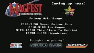MAGFest 12 - Main Stage - Friday - Super Guitar Bros