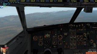 Burbank Visual RWY 15 | Boeing 737-200