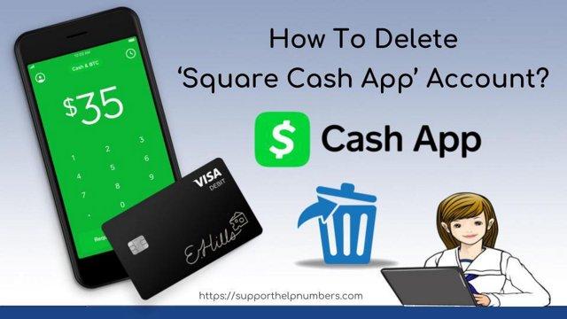 Process To Delete Cash App Account | Cash App Help +1 855 926 4222