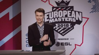 European Masters Spring Split Group Stage 2018 - Day 4