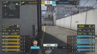 RERUN: CS:GO - NiP vs. Vitality [Dust2] Map 1 - Group B - ESL One Cologne 2019