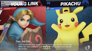 BNT 13 - Lalo (Pikachu) vs Chazz (Young Link) Losers Final - Smash Ultimate