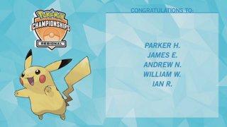 2017 Pokémon Madison Regional Championships – VGC Day 2