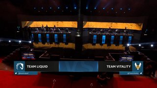 CS:GO - Team Liquid vs. Vitality [Dust2] Map 1 - Semi-Final - IEM Chicago 2019