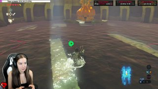 Waterblight Ganon First Kill
