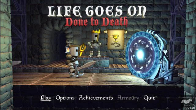 Let's Play - Life Goes On: Done to Death