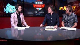Fish123 vs WEHAWT - Game 2 - Semi-Final ESL Premiership Summer 2018