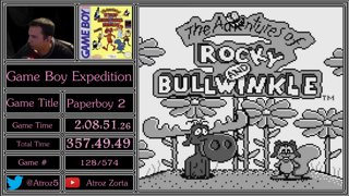 Atroz5 - Game Boy Expedition! Game 45/576 Word Zap - Twitch