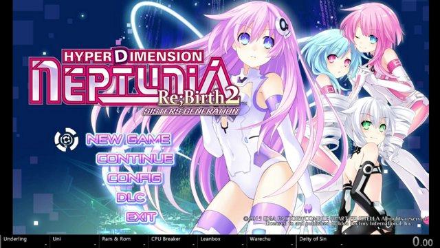 hyperdimension neptunia re birth2 sisters generation conquest ending