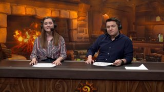Clip: 2019 Hearthstone Collegiate Champs Spring Season Food for Thought