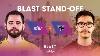 BLAST Pro Series Los Angeles 2019 - Front Row - Stand-off - Renegades Vs. MIBR