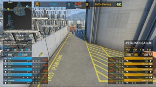 CS:GO - Fnatic vs. OpTic [Nuke] Map 2 - Group A - ESL Pro League Season 9 Europe