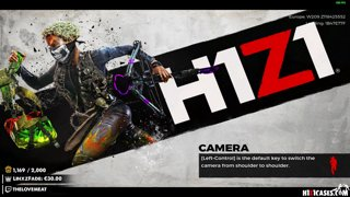 H1Z1 - 30 Kill Game (Season 6)