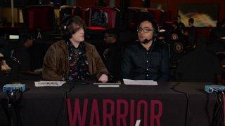 Highlight: SGT Lim, BOSS President, Warrior Zone Majors Series - Super Smash Bros. Ultimate Tournament - May 4 @ 1400 PDT