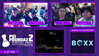 Smash Melee Tournament - Vincessant (Peach) Vs. xbear (Fox) Poi Poundaz 2 SSBM Singles Pools