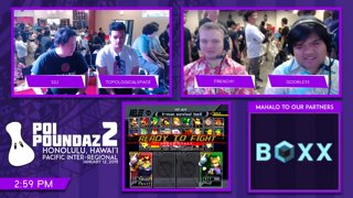 Smash Melee Tournament - S2J  (Captain Falcon) Vs. TopologicalSpace (Fox) Poi Poundaz 2 SSBM Singles Pools