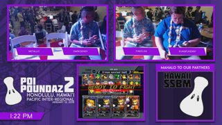 POI POUNDAZ 2 | Hawaii Tournament | feat. S2J, Lucky, Vincessant, FireflyHI, DOVA, ThundeRzReiGn, Rebel, Zippys, and more. !bracket
