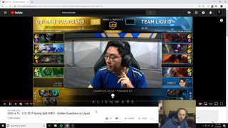 GGS vs TL vod Review