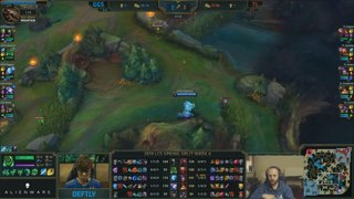 LEC and LCS vod review then Autochess close to Rook