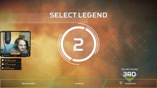 12 Squad Kills and Win  |  Apex Legends
