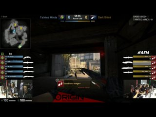 AEM S1 Finals Grand Final - Tainted Minds VS DarkSided Game 2