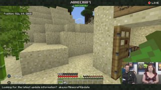 Стрим Minecraft minecraft Minecraft Mondays on the Community Realm - Jan 28, 2019