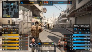 [PT-BR] eUnited vs. Cloud9 | ESL Pro League 2019 | Dia 15 - [Mapa 3 - DUST2]