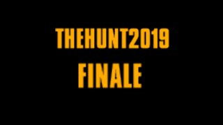 #TheHunt2019 Day 4. 818-900 Points. FINALE.