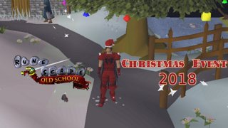 Oldschool Runescape - Christmas Event 2018 Guide