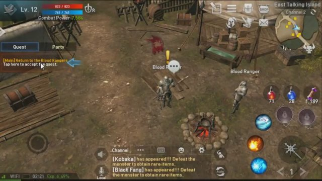 Lineage 2 Revolution - Tower of Insolence Rune Imprinting  [Ep 1-9] Unbelievable Incident