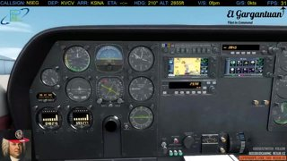 VCV-SNA | C310 | FSEconomy | PilotEdge