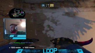 Highlight: Partially Blind/Deaf Apex Player! !prrime