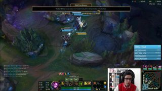 Nidalee con FNC Hylissang