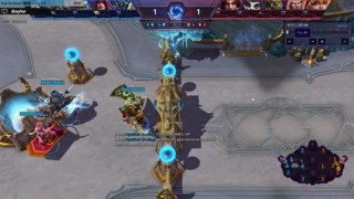 Replay Analysis - Hero League Uther Gold 2