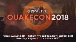 Doom Eternal Gameplay Reveal and More at QuakeCon 2018 Keynote