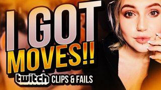 the BEST dance moves you'll ever see! - Twitch Clips Highlights & Fails - Djarii