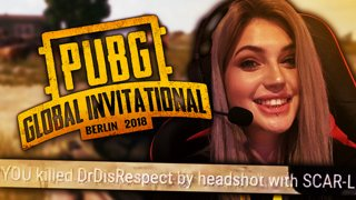 KILLING THE DOC! | PGI Invitation Berlin 2018 PUBG Highlights | Djarii