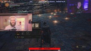 Charity Meme-Stream - Dark Souls 3 SL1 | God help us all @Elajjaz