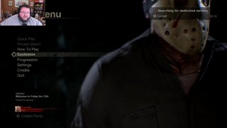 Friday the 13th: the game ROLEPLAY