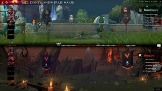 2 Virtus.pro - Team Empire | MDL Disneyland® Paris Major CIS Quals | by @lexruhub & @follow4ce