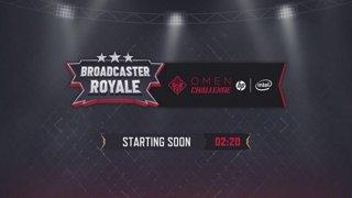 Broadcaster Royale: OMEN Challenge | Partner Invitational Final - SOUTH AMERICA