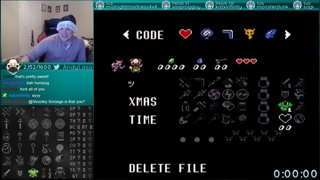 A Link to the Past | Festive Mode Keysanity race!! | all I want for Christmas is some snow boots