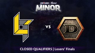 Lotac vs DeToNator Game 1 - StarLadder ImbaTV SEA Qualifier: Losers' Finals