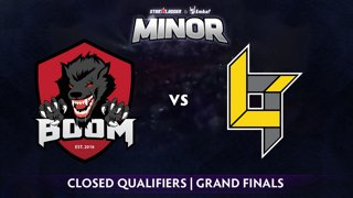 BOOM ID vs Lotac Game 1 - StarLadder ImbaTV SEA Qualifier: Grand Finals