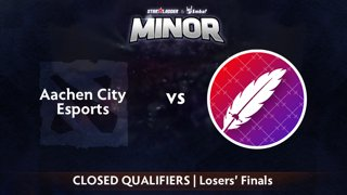 Aachen vs The Pango Game 2 - StarLadder ImbaTV CIS Qualifier: Losers' Finals