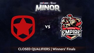 Gambit vs Empire Game 3 - StarLadder ImbaTV CIS Qualifier: Winners' Finals